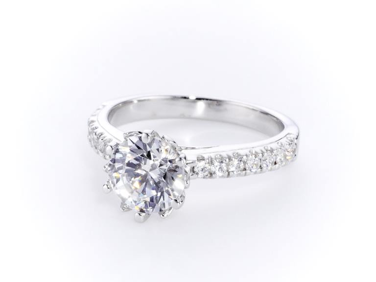 Queens Diamond Ring CGHK03070