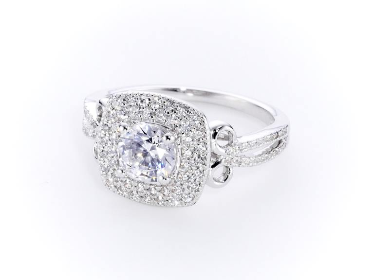 Elegant Diamond Ring CGHK03210