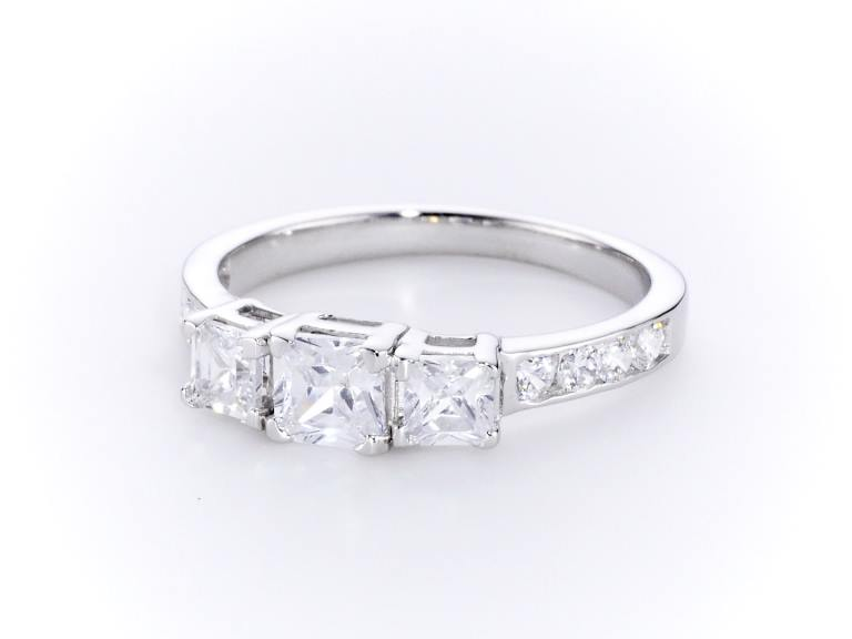 Princess Diamond Ring CGHK03740