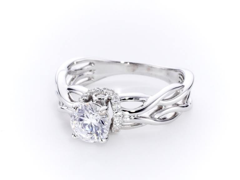 Elegant Diamond Ring CGHK03910