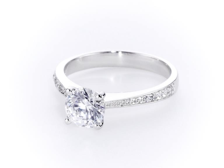 Sleek Diamond Ring CGHK03950