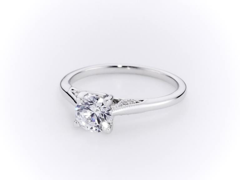 Elegant Diamond Ring CGHK04110